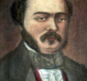 Painting of Captain Williams A. Leidesdorff