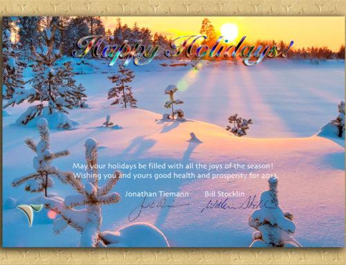 2012 Holiday Greeting
