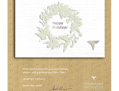2008 Holiday Greetings